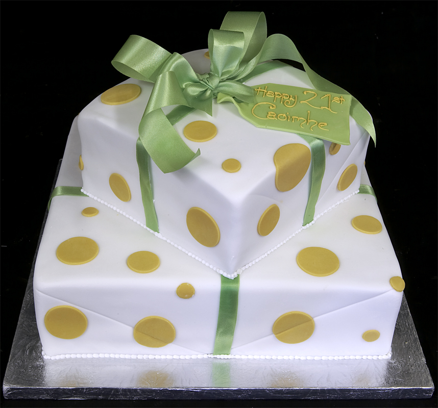 A Well Designed Cake