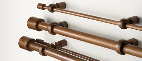 This All Wood Collection And The Thin Metal Rod Below Are Both From West Elm Would You Believe Drapery Set Is Only 5900