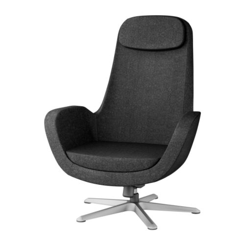 Lounge sessel ikea  Karlstad Swivel Chair | Mr. Barr