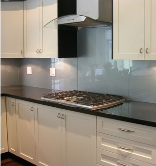 Glass Backsplash for Kitchen
