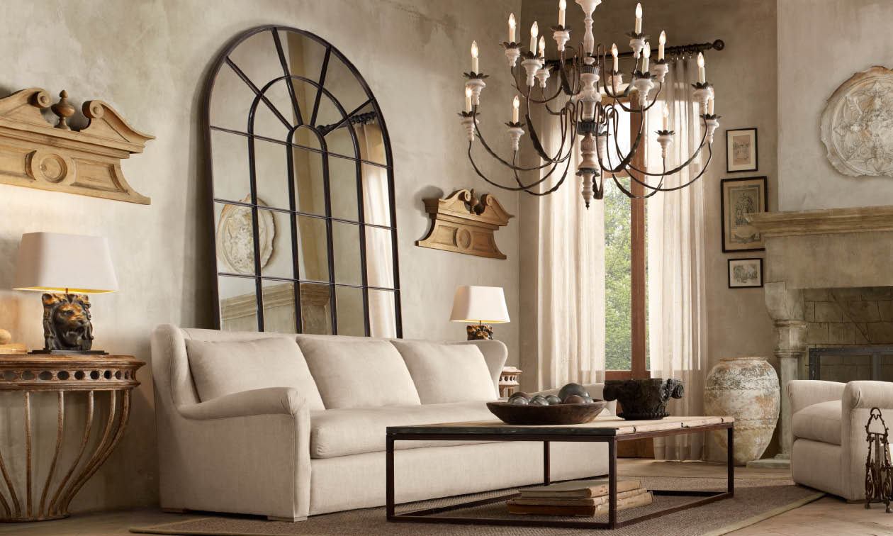 Restoration Hardware hard To Swallow Mr Barr