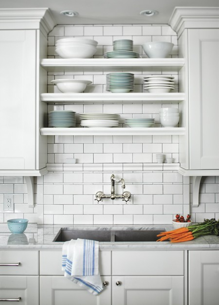 White Kitchens Subway Tile Mr Barr