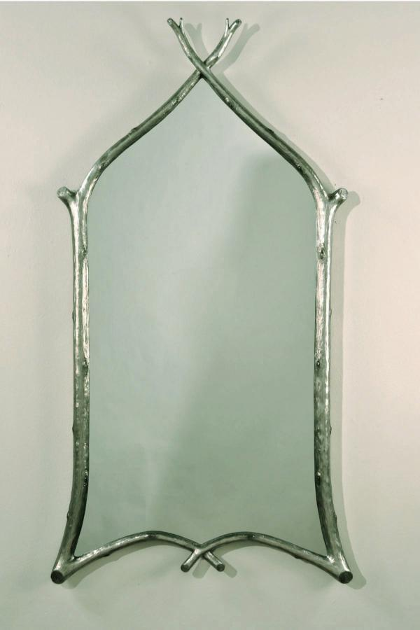 Great This Mirror From Carvers Guild Is Big In Size And Style. This Is The  Largest Rendition Of The Three Sizes Of Gothic Twig Designed By Carol  Canner At 26u2033 X ... Good Ideas