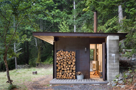 northwest-cabin-log-pile