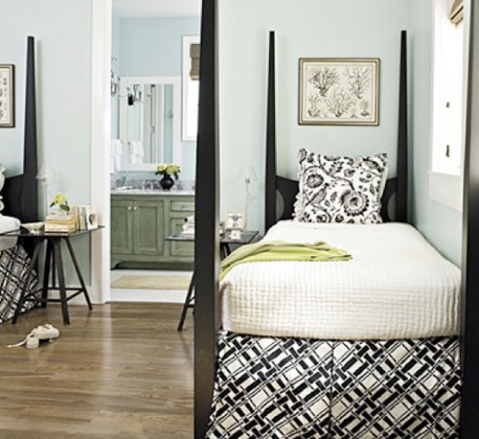 Four-Poster-Twin-Bed-from-Houzz