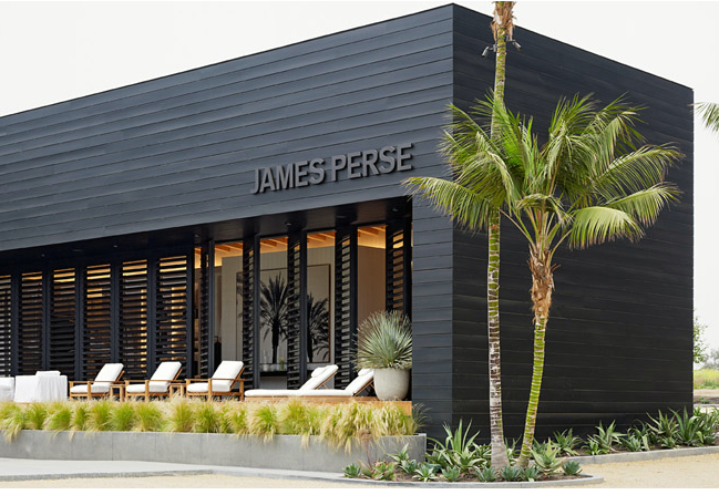 James perse mr barr Architecture perse