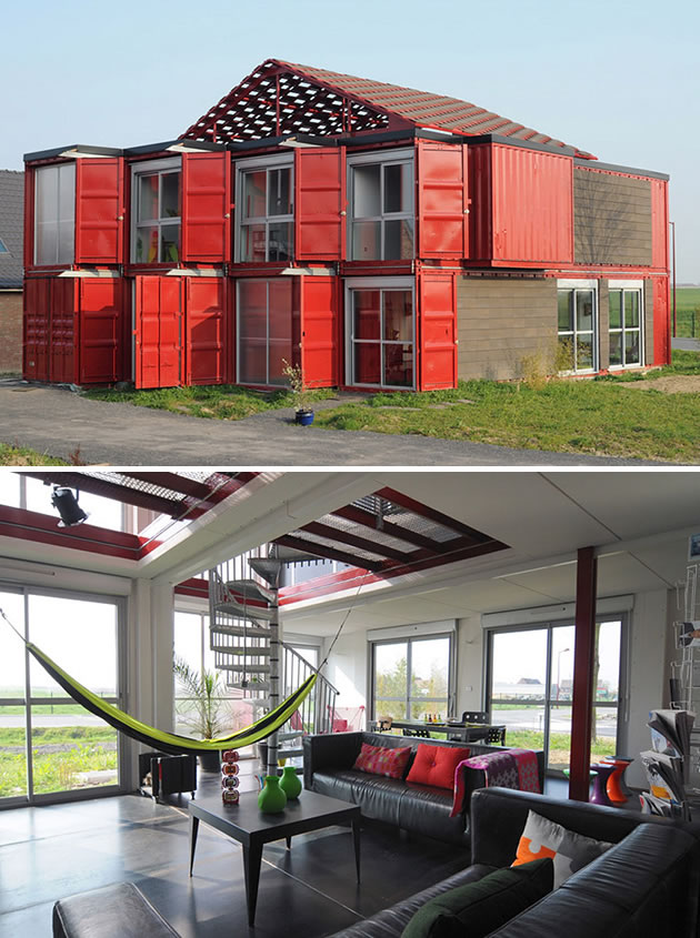 Borrowed blog mr barr - Huis in containers ...