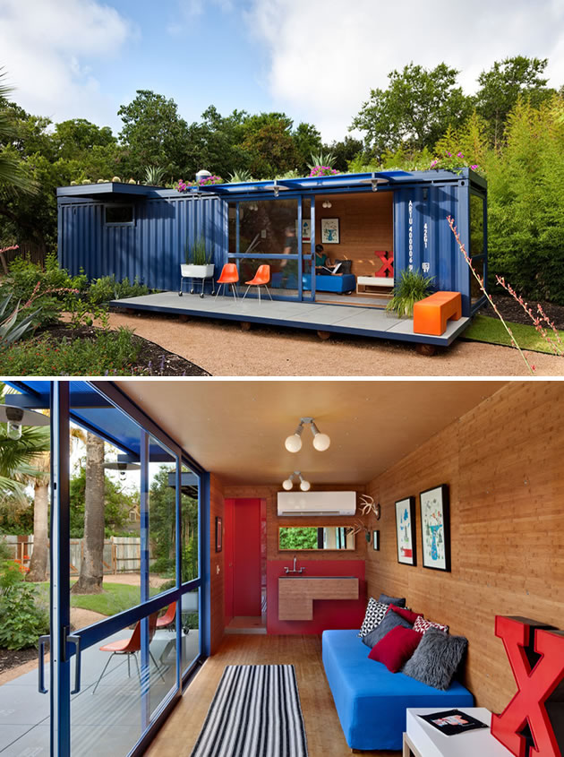 Shipping Containers into Homes 630 x 845