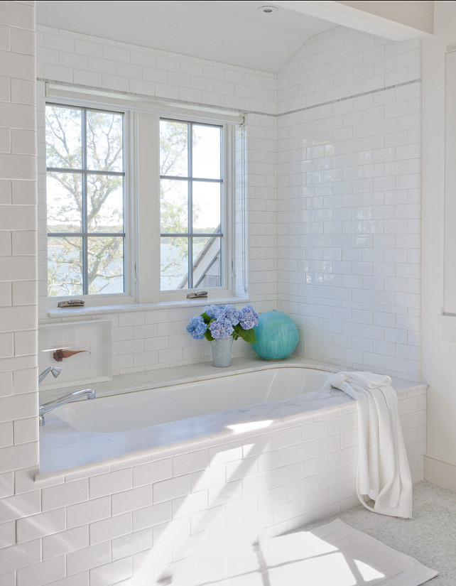 bathroom ideas white bathroom with subway tiles and marble flooring